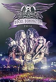 Aerosmith Rocks Donington 2014 Poster