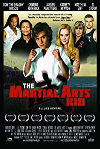 New movie watchers The Martial Arts Kid USA [WEBRip]