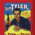 Tom Tyler in The Feud of the Trail (1937)