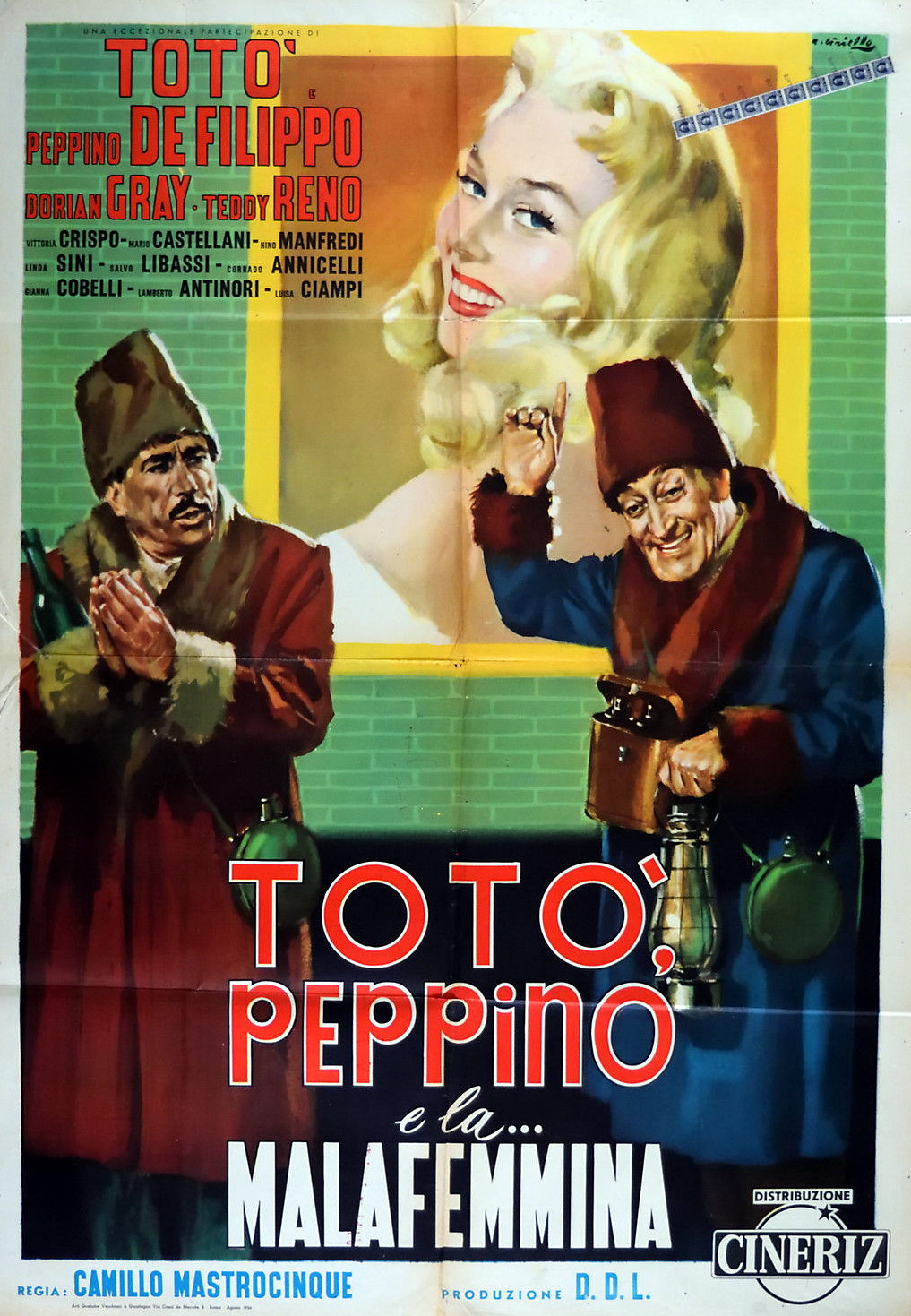 Toto, Peppino, and the Hussy - IMDbPro