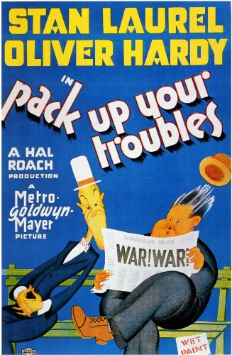 Pack Up Your Troubles (1932) DVDRip