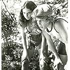 Marta Kober and Bill Randolph in Friday the 13th Part 2 (1981)