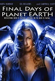 Final Days of Planet Earth Poster