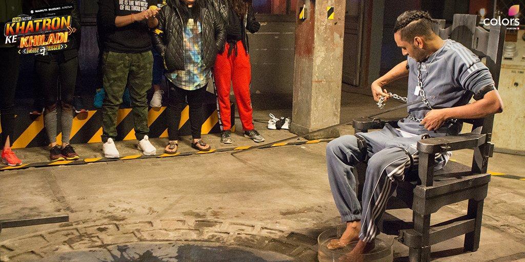 Vikas Gupta in Fear Factor: Khatron Ke Khiladi (2008)