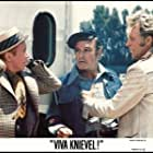 Gene Kelly, Red Buttons, and Evel Knievel in Viva Knievel! (1977)