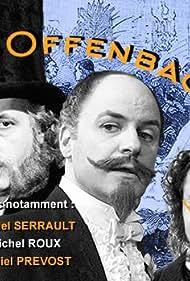 Daniel Prévost, Michel Roux, and Michel Serrault in Les folies Offenbach (1977)