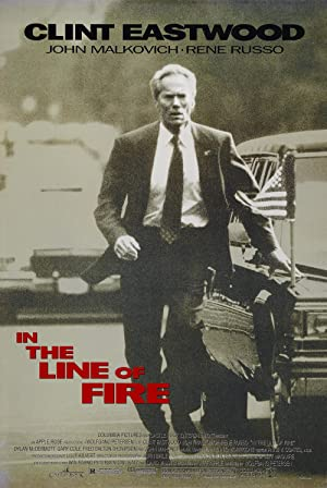 Movie In the Line of Fire (1993)