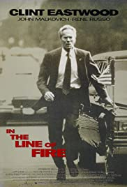 In the Line of Fire Poster