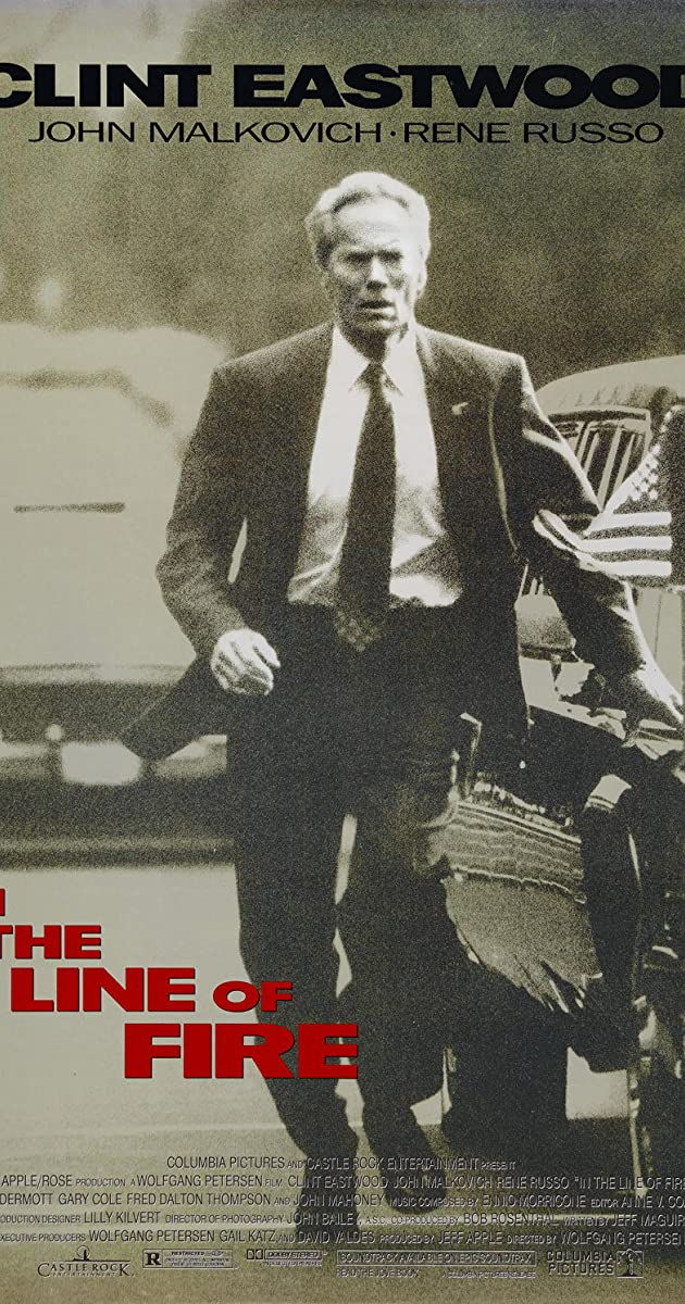 In The Line Of Fire 1993 Imdb