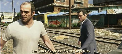Grand Theft Auto V: Trevor (Portuguese/Brazil Trailer Subtitled)
