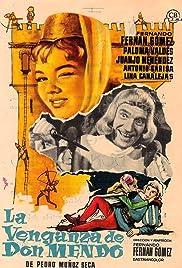 La venganza de Don Mendo Poster