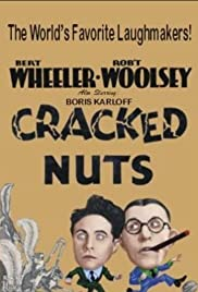 Cracked Nuts (1931) Poster - Movie Forum, Cast, Reviews