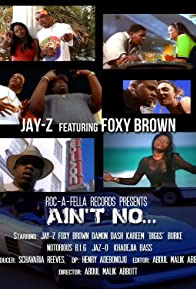 Primary photo for Jay-Z f/Foxy Brown - Ain't No...