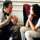 Denys Arcand and Jessica Paré in Stardom (2000)