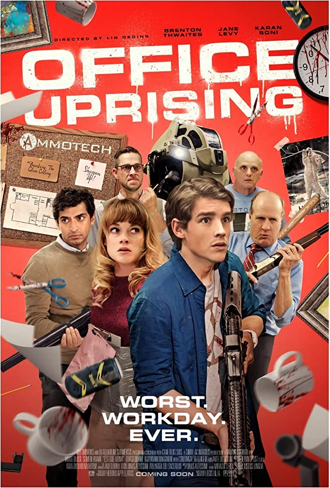 Download Office Uprising (FRENCH)