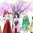 Saori Hayami, Ayane Sakura, Maaya Uchida, Hibiku Yamamura, and Ayaka Fukuhara in Sakura Taisen: The Animation (2020)