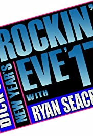 Dick Clark's New Years Rockin' Eve with Ryan Seacrest 2016 Poster