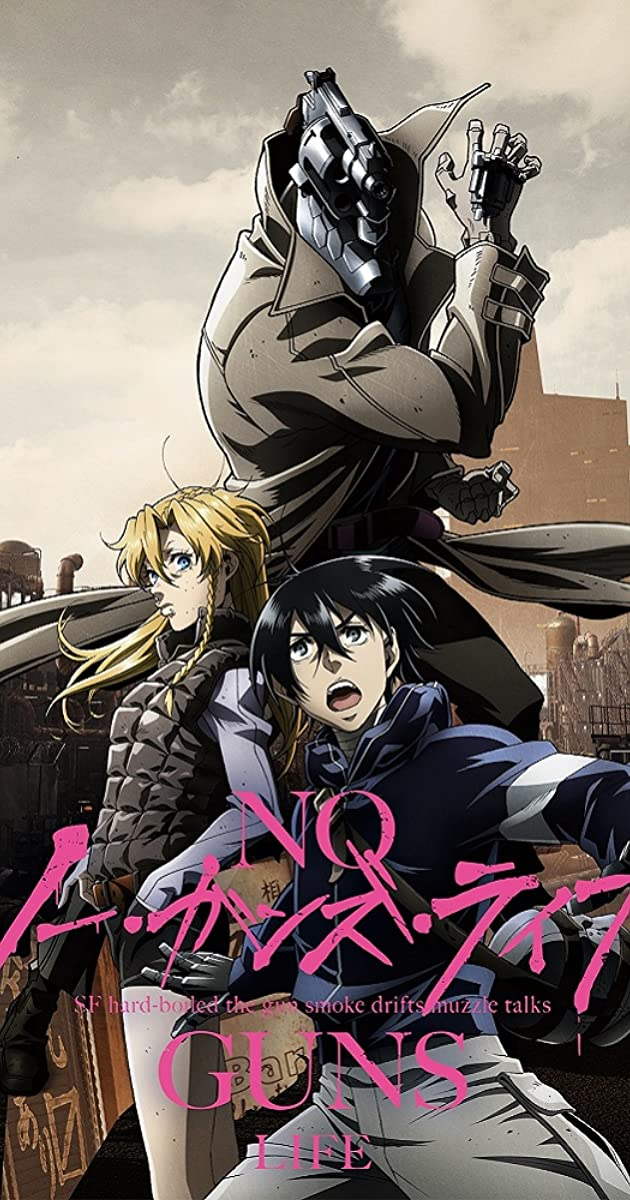 Download No Guns Life or watch streaming online complete episodes of  Season1 in HD 720p 1080p using torrent