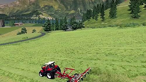 Farming Simulator 19: Alpine Expansion Launch Trailer