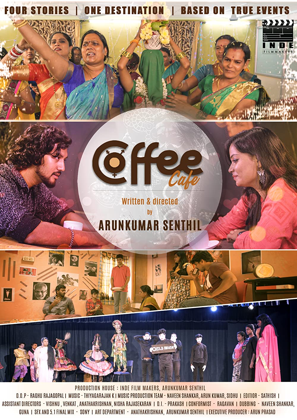Coffee Cafe 2021 Tamil 720p HDRip 1.3GB ESub Download