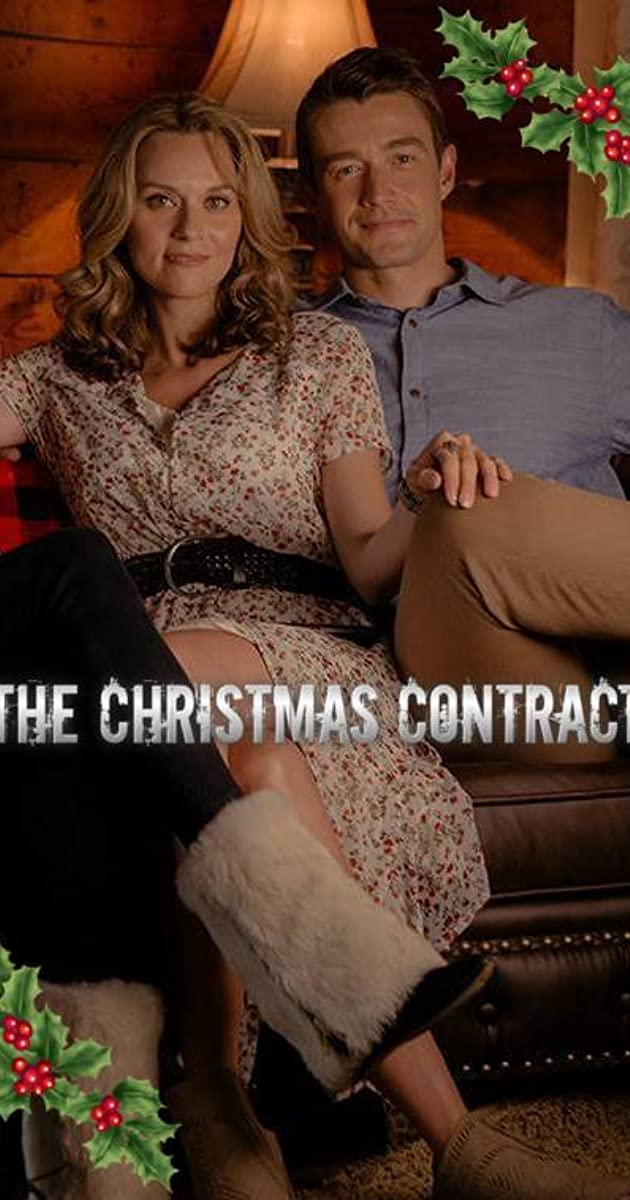 Cast Of Christmas Contract 2020 The Christmas Contract (TV Movie 2018)   IMDb