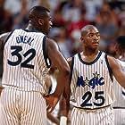 Shaquille O'Neal in 1994 Nov 9 Magic vs Hornets (1994)