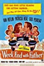 Week-End with Father (1951) Poster