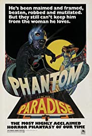 Phantom of the Paradise (1974) Poster - Movie Forum, Cast, Reviews