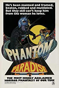 Phantom of the Paradise Brian De Palma
