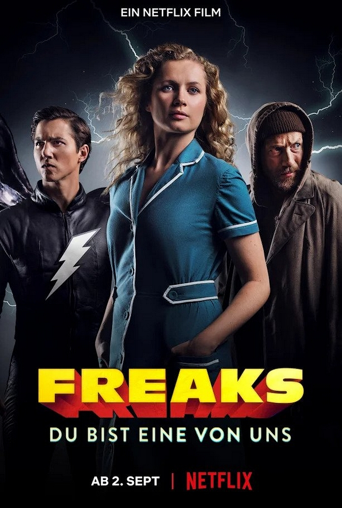 Freaks: You're One of Us 2020 English Movie 720p NF HDRip ESubs 700MB x264 AAC