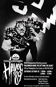 MP4 free movie downloads for iphone Halloween Havoc [mov] [DVDRip