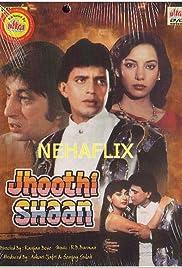 Jhoothi Shaan Poster