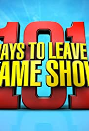 101 Ways to Leave a Gameshow Poster