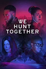 Eve Myles, Babou Ceesay, Hermione Corfield, and Dipo Ola in We Hunt Together (2020)
