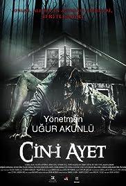 Cin-i ayet Poster