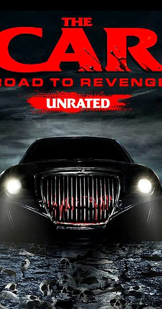 The Car: Road to Revenge Spanish Subtitles