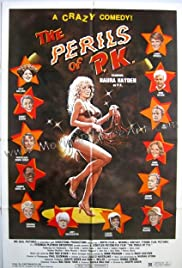 The Perils of P.K. Poster