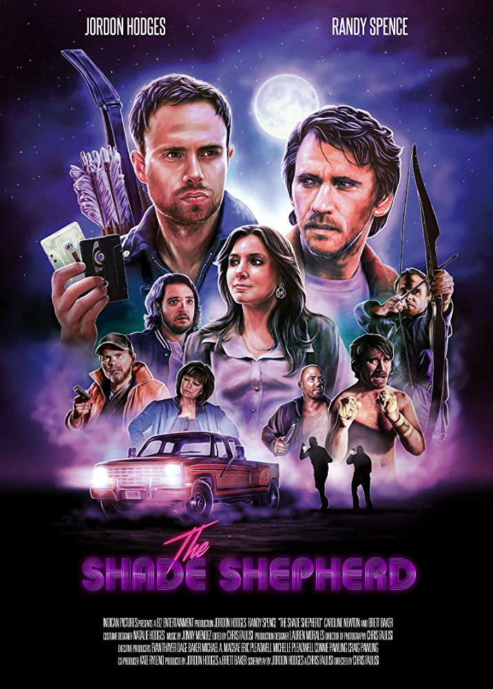 The Shade Shepherd 2020 Dual Audio Hindi 350MB HDRip 480p Free Download