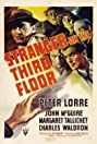 Stranger on the Third Floor (1940) Poster