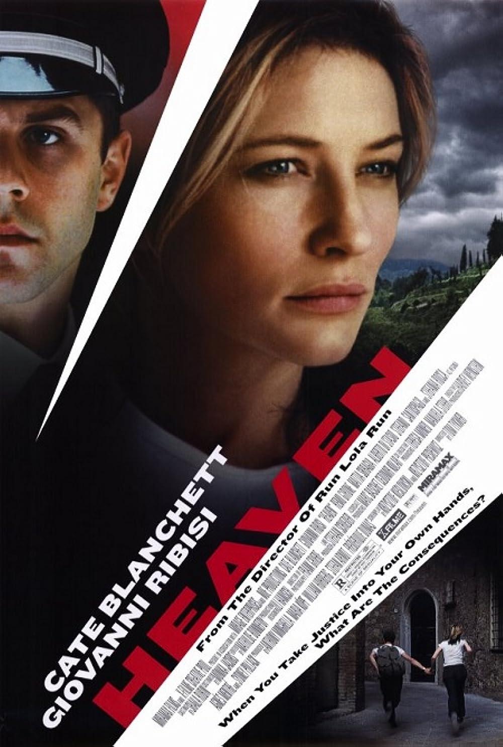 Plakat filma Heaven (2002)