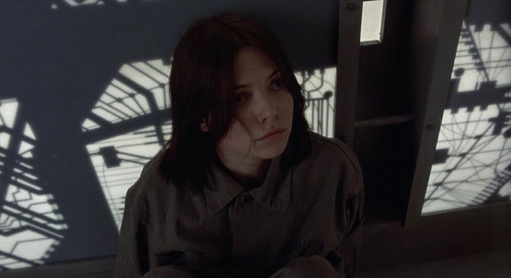 Nicole de Boer in Cube 1997