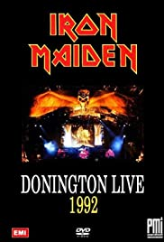 Iron Maiden: Donington Live 1992 Poster