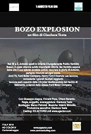 Bozo Explosion Poster