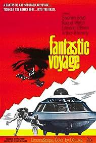 Fantastic Voyage (1966) Poster - Movie Forum, Cast, Reviews