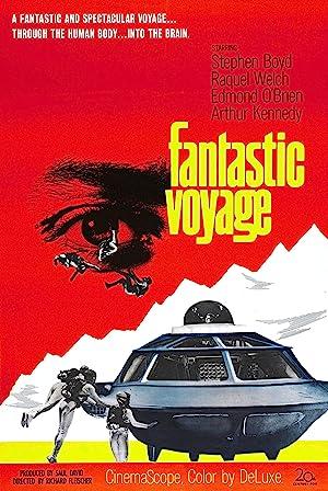 Fantastic Voyage Poster Image