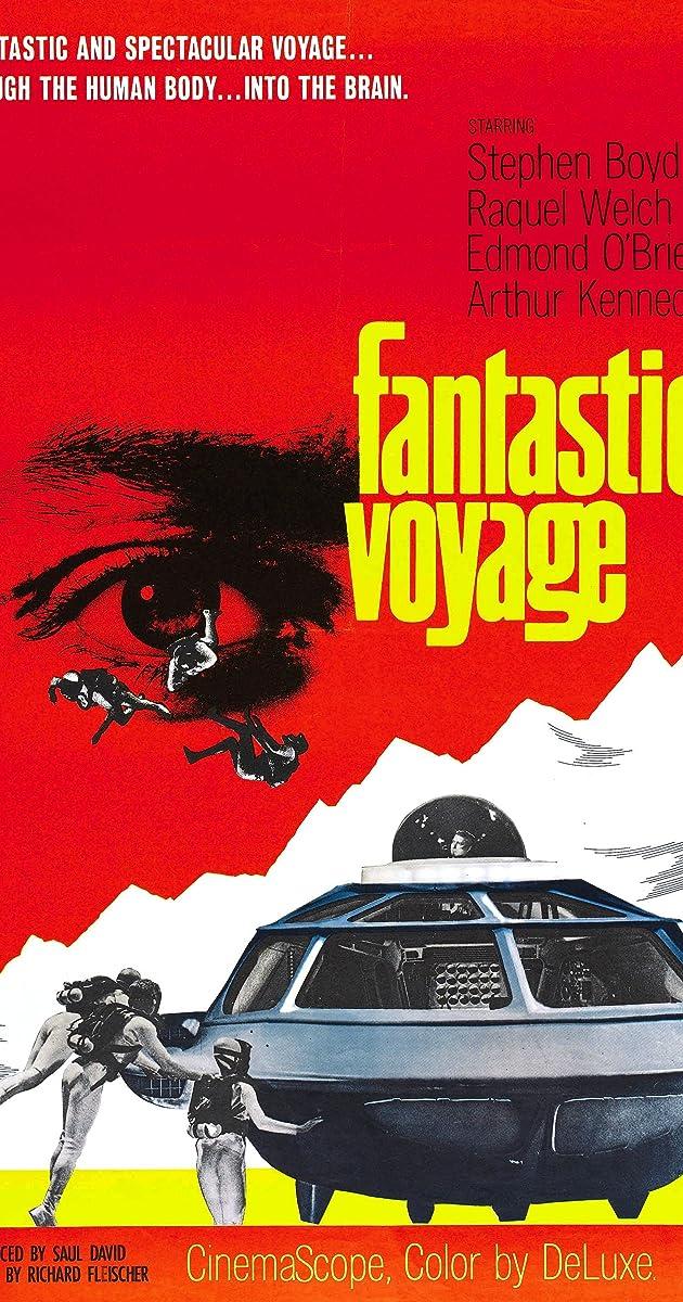 Subtitle of Fantastic Voyage