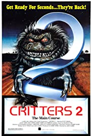 Critters 2 (1988) Poster - Movie Forum, Cast, Reviews