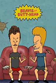 Mike Judge in Beavis and Butt-Head (1993)