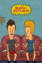 Beavis and Butt-Head Poster