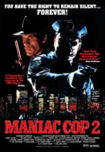 English action movie direct download Maniac Cop 2 [4K2160p]